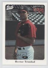 1996 Best Hardware City Rock Cats #29 Hector Trinidad Baseball Card