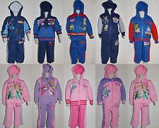 Boy Girl Frozen Pony Paw Patrol Thomas Minions Spiderman Winter 1,2,3,4,5,6,8