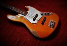 Jazz Bass Presision Bass PJ Bass Relic Guitar Body Ash Alder Nitrocellulose