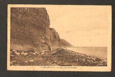 BELLEVILLE-sur-MER (76) FALAISES , Vue sur DIEPPE en 1931