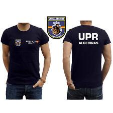 Camiseta Policía UPR Algeciras