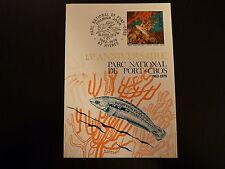 FRANCE PREMIER JOUR FDC YVERT 2005  PARC NATIONAL DE PORT CROS 1,25F HYERES 1978