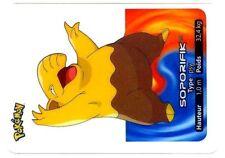 POKEMON LAMINCARDS CARTE CARD 096 SOPORIFIK Drowzee