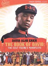 David Alan Grier: The Book of David, DVD, 2003, Buy2Get1Free; Fast Free Shipping