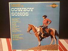 GAIL DAVIS / MIKE STEWART WIN STRACKE .. Golden treasury of cowboy songs GLP35