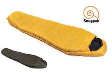 Snugpak SLEEPER EXPEDITION BASECAMP 4 Season Mummy Sleeping Bag OLIVE or YELLOW