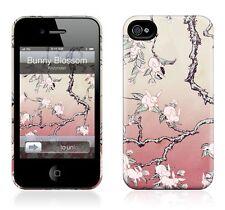 Hard Case GelaSkin- Bunny Blossom for iphone 4/4S