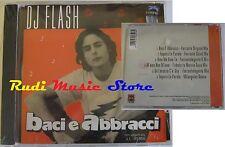 CD DJ FLASH Baci e abbracci CRIME 1995 SIGILLATO SQUAD 050 CDs no mc lp dvd vhs