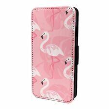 iPod Flip Case Cover 5th 6th Gen Flamingo Pattern - S7525