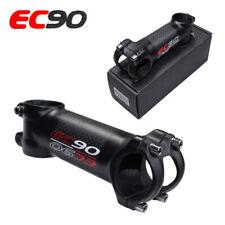 Stamm Carbon Fibre Fahrrad Vorbau Rennrad MTB Stand 6/17° Vorbauten 31,8/28,6mm