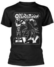 Hiedra de la Operación 'skankin' T-SHIRT - Nuevo y Oficial