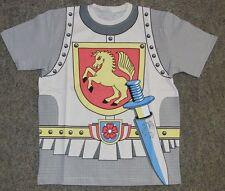 T-Shirt Cavaliere Ritter-T-Shirt Cavallo Bambini 5100 Carnevale Maglia per