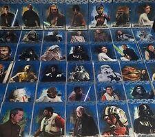 Topps Star Wars Masterwork 2017 BLUE PARALLEL Base Set Card - Choose your Card!