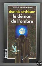 LE DEMON DE L'OMBRE D. ETCHISON PRESENCE DU FANTASTIQUE