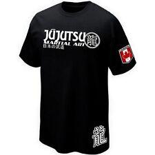 T-Shirt CANADA JU-JUTSU JU-JITSU JIU-JITSU JUJITSU JAPAN NIPPON SPORT COMBAT