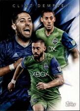 2018 Topps MLS Soccer Multi-Dimensional Insert Singles (Pick Your Cards)