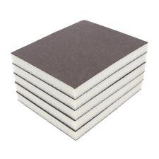5 Pcs Coarse/Medium Grit Sanding Sponge Small Area Polishing 80 100 150 Grit