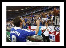Chelsea 2012 Champions League Final Frank Lampard Photo Memorabilia (743)