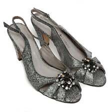 Friis & Company Athena Gunmetal Shoe