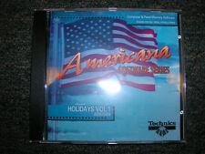 Technics Keyboard & Piano Americana Software – Holidays Vol. 1