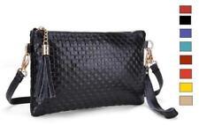 new fahion shoulder bags women's genuine leather purses wallets messenger bag @4