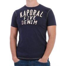 Kaporal T-Shirt Men - Pasic - Navy