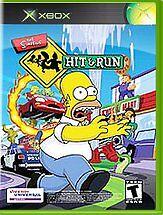 The Simpsons: Hit & Run (Microsoft Xbox, 2003)