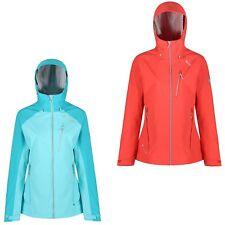 f55fd95cb2f5df Regatta Damen Jacke Regenjacke Softshell Jacke Softshelljacke Sommer  Wasserdicht