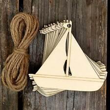 10x en bois yacht bateau formes 3mm contreplaqué
