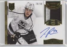 2013-14 Panini Dominion Autograph Patches #AP-TP Tanner Pearson Auto Hockey Card