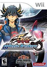 Yu-Gi-Oh 5D's Wheelie Breakers (Nintendo Wii, 2009)