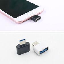 Convertisseur Adaptateur type c 3.1 mâle vers USB femelle otg téléphone