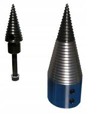 Drillkegel Kegelspalter 80mm und 100mm Holzspalter NEU wechselbare Spitze
