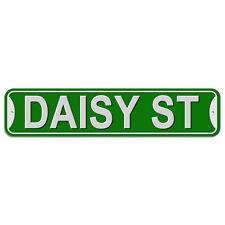 Plastic Wall Door Street Road Sign Names Female Da-De