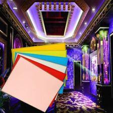 12V A6 EL Panel Party Supplies Sign Light Sheet Neon Sheet Board W/ Actuator