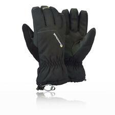 Montane Homme Tundra Gants Noir Sport En Plein Air Chaud Imperméable Respirant