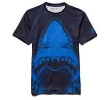 T-Shirt Beast Compression Shark Uomo Under Armour