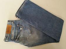 """Replay Damen Hüft-Jeans """"Wv 530"""" Straight Leg W 25-31  L34 blau  NEU mit Etikett"""