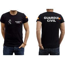 Camiseta Guardia Civil bandera España