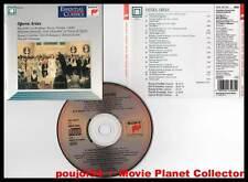 OPERA ARIAS (CD)  Cotrubas - Te Kanawa - Domingo 1991