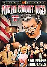 Night Court USA, Vol. 5 DVD