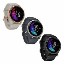 Garmin Venu GPS-Smartwatch Sportuhr Fitnesstracker Multisport Herzfrequenzmesser