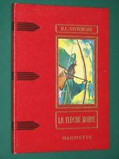 La Flèche Noire R.L. STEVENSON Popineau Hachette