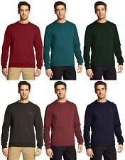 IZOD Advantage Performance SportFlex Fleece Sweatshirt - Men's L XL XXL - New!