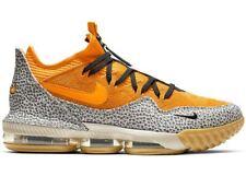Nike Lebron XVI Low AC EP 16 James LBJ Atmos Safari Kumquat | CI3358-800