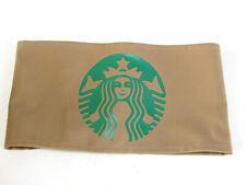 Starbucks sash belt  food Halloween costume Women Girl Teen JR XL