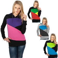 Urban Classics Damen Kapuzensweatshirt Kapuzenpullover Sweatshirt XS S M L XL