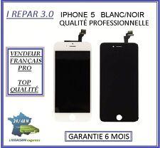 Ecran IPhone 5 Noir Blanc