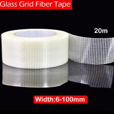 New Model Repair Tape High Strength Adhesive Fiber Glass Tape 10mm- 100mm*20m