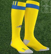 Ukraine Home Socks - Genuine adidas Football Socks - Mens - All Sizes